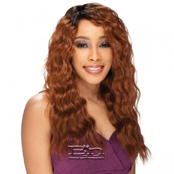 Freetress Equal Lace Front Wig Deep Invisible Part - MILLY (futura)