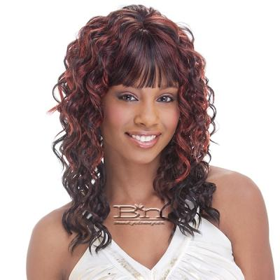 Freetress Synthetic Full Cap Wig - BAND FULLCAP - MANHATTAN GIRL