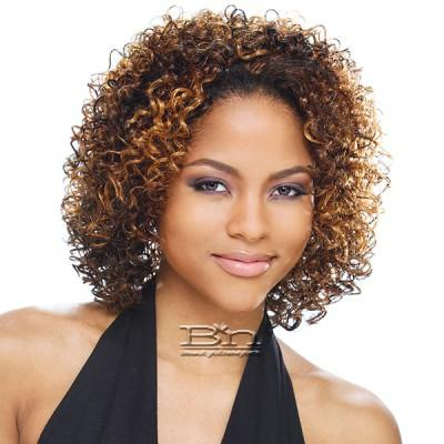 Freetress Synthetic Half Wig - DRAWSTRING FULLCAP - NIA GIRL
