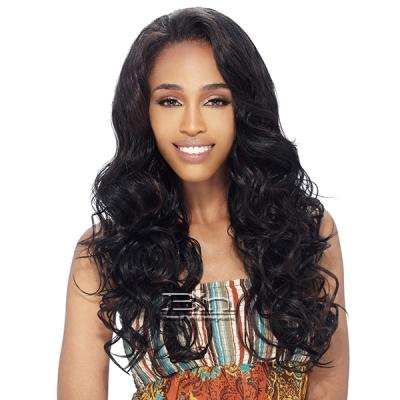 Freetress Equal Synthetic Half Wig - DRAWSTRING FULLCAP - JERSEY GIRL (futura)