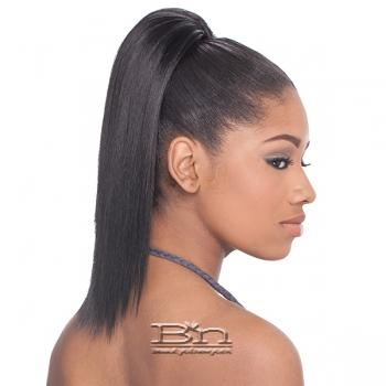 Freetress Equal Drawstring Ponytail - EQUAL YAKY STRAIGHT 12