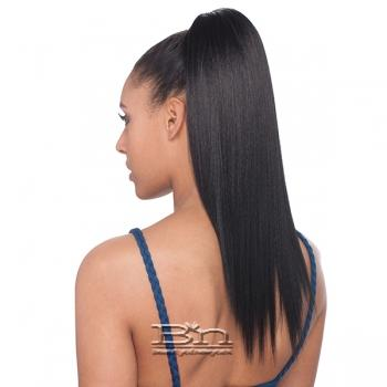 Freetress Equal Drawstring Ponytail - EQUAL YAKY STRAIGHT 14
