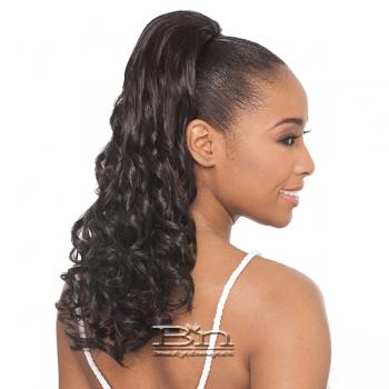 Freetress Equal Drawstring Ponytail - EQUAL YAKY STRAIGHT 18