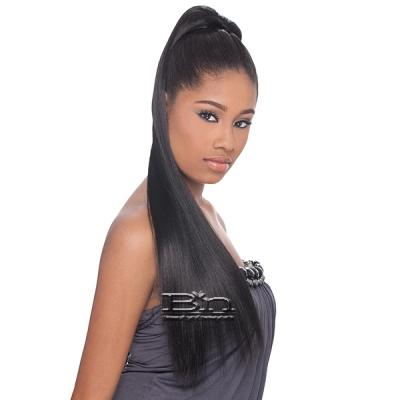 Freetress Equal Drawstring Ponytail - EQUAL YAKY STRAIGHT 24