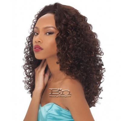Outre Synthetic Half Wig Quick Weave - FRENCH