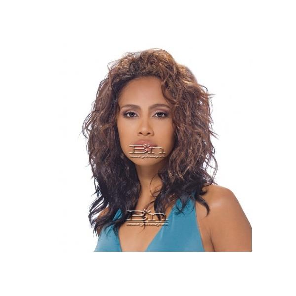 Outre Synthetic Half Wig Quick Weave - JEWELRY