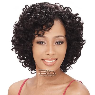 Milky Way Que Human Hair Blend Weave Short Cut Series - OPRAH COSMO 3PCS