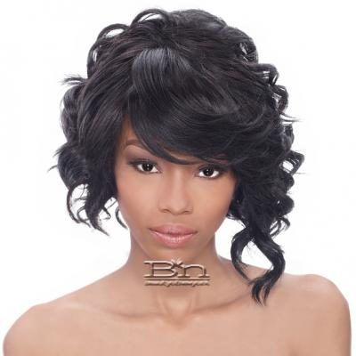 Outre Synthetic Lace Front Wig - SHORTY (futura)