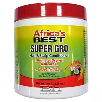 Africa's BEST Super Gro Hair & Scalp Conditioner 5.25oz