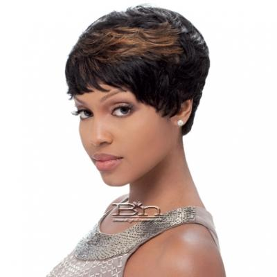 Sensationnel 100% Human Hair Bump Wig - EASY 27