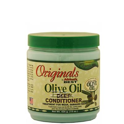 Africa's Best Olive Oil Deep Conditioner 15oz
