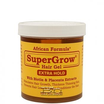 African Formula Super Grow Hair Gel Extra Hold 16oz