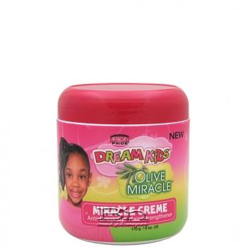 African Pride Dream Kids Olive Miracle Miracle Creme 6oz