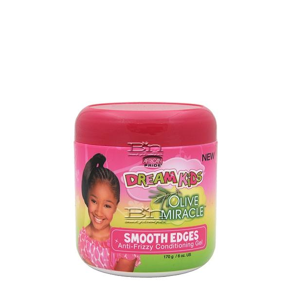 African Pride Dream Kids Olive Miracle Smooth Edges 6oz