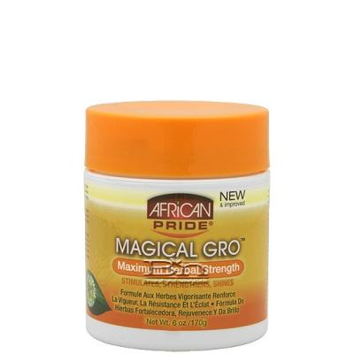 African Pride Magical Gro Maximum Herbal Strength 6oz