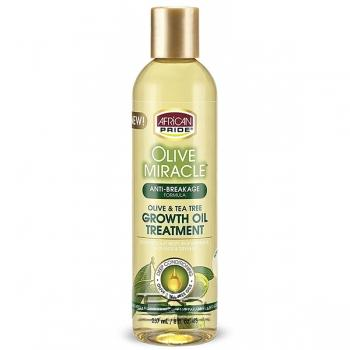 African Pride Olive Miracle Growth Oil Treatment 8oz