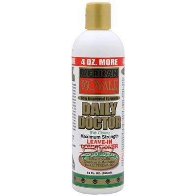 African Royale Daily Doctor Leave-In Conditioner 12oz