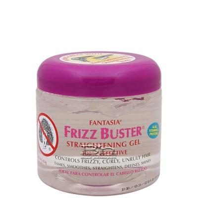 Fantasia Frizz Buster Straightening Gel 16oz