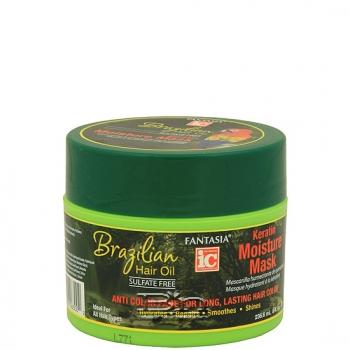 Fantasia IC Brazilian Hair Oil Keratin Moisture Mask 8oz