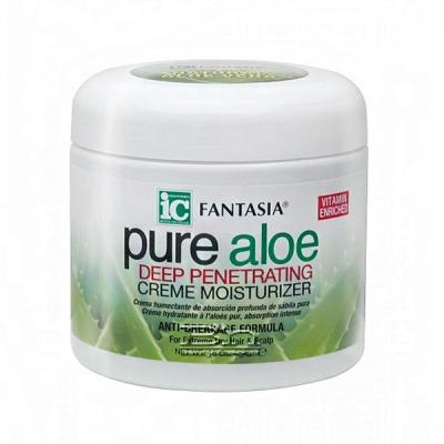 Fantasia IC Pure Aloe Deep Penetrating Creme Moisturizer 16oz