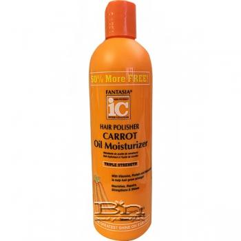 Fantasia IC Hair Polisher Carrot Oil Moisturizer 12oz
