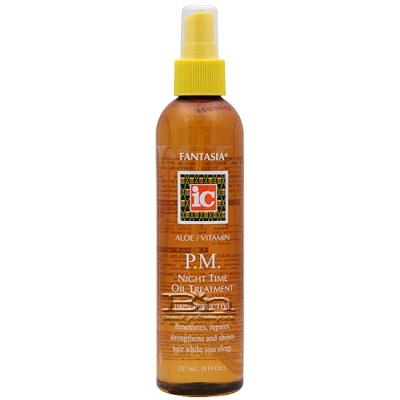 Fantasia IC P.M Night Time Oil Treatment 8oz