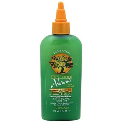 Fantasia Tea Tree Naturals Scalp Serum Leave-in Treatment 4oz