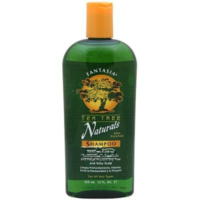 Fantasia Tea Tree Naturals Shampoo 12oz