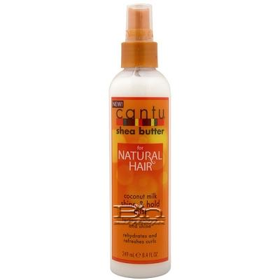 Cantu Shea Butter Natural Hair Shine & Hold Mist 8.4oz