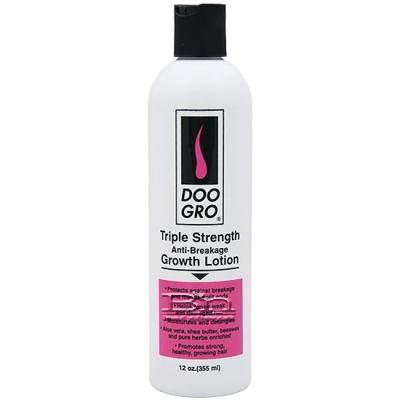 Doo Gro Triple Strenght Hair Lotion 12oz