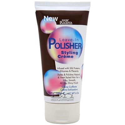 Hask Placenta Leave-In Polisher Styling Creme 6oz
