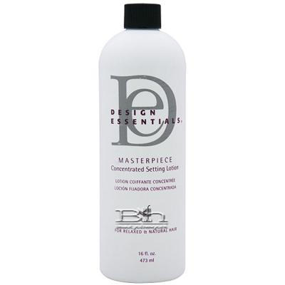 Design Essentials Masterpiece Concentrated Setting Lotion 16oz