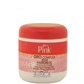 Luster's Pink Gro complex 3000 Hair Dress 6oz
