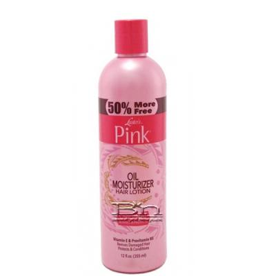 Luster's Pink Oil Moisturizer Hair Lotion - Original 8oz