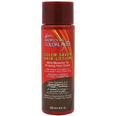 Luster's Pink Shortlooks Colorlaxer Color Saver Hair Lotion 8oz