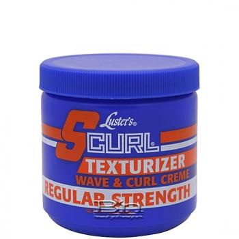 Lusters Scurl Texturizer Wave & Curl Creme - Regular Strength 15oz