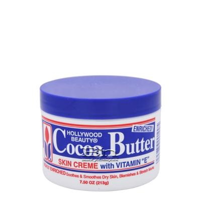 Hollywood Beauty Cocoa Butter Skin Creme 7.5oz