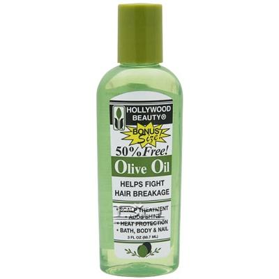Hollywood Beauty Olive Oil 2oz