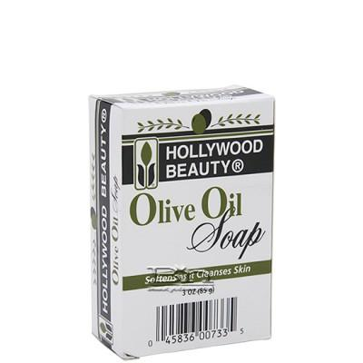 Hollywood Beauty Olive Oil Soap 3oz