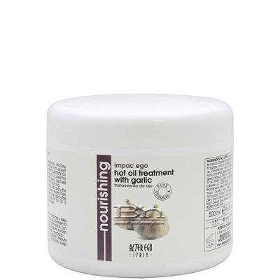 Alter Ego Hot Oil Treatment with Garlic(new) 16.9oz