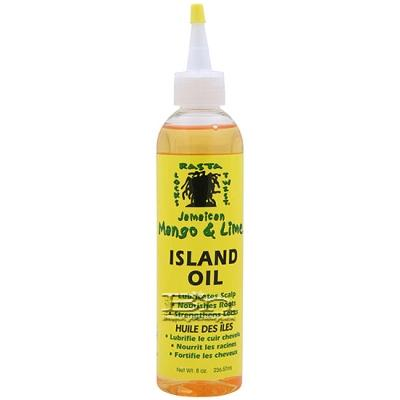 Jamaican Mango & Lime Island Oil 8oz