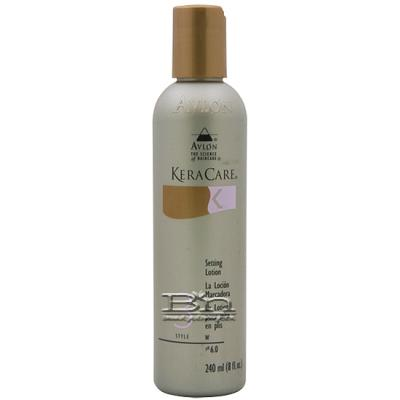 Avlon KeraCare Setting Lotion 8oz