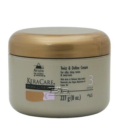 Avlon KeraCare Twist & Define Cream 8oz