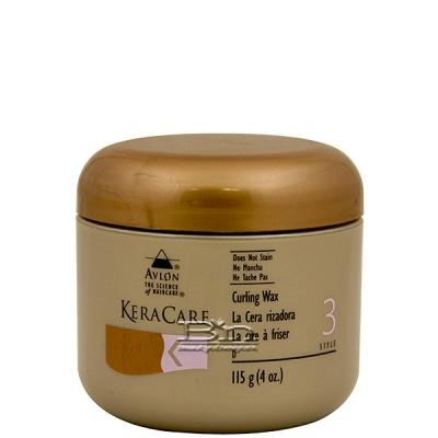 Avlon KeraCare Curling Wax 4oz