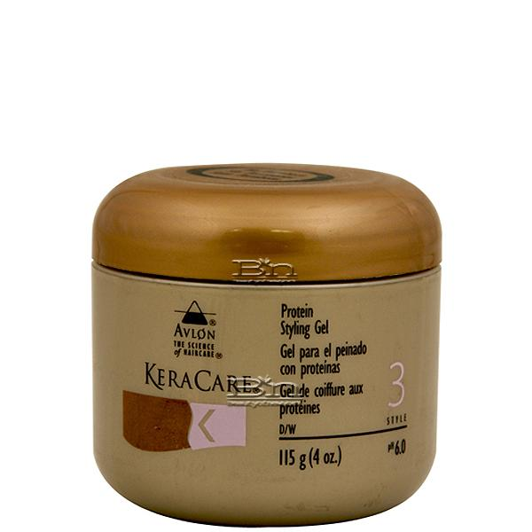 Avlon KeraCare Protein Styling Gel 4oz