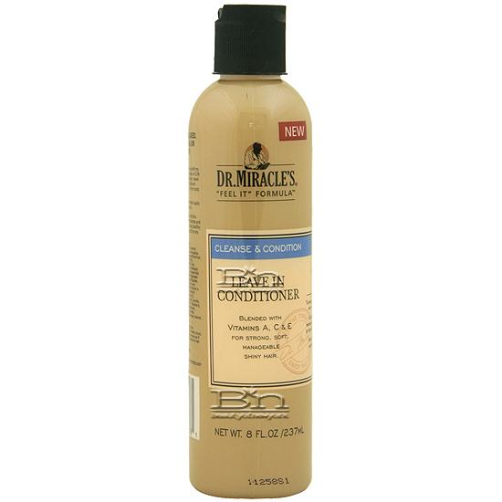 Dr.Miracle's Leave In Conditioner 8oz