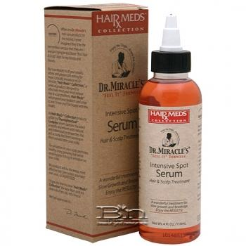 Dr.Miracle's Hair Meds Intensive Spot Serum 4oz