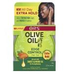ORS Olive Oil Edge Control Hair Gel Extra Hold 2.25 oz