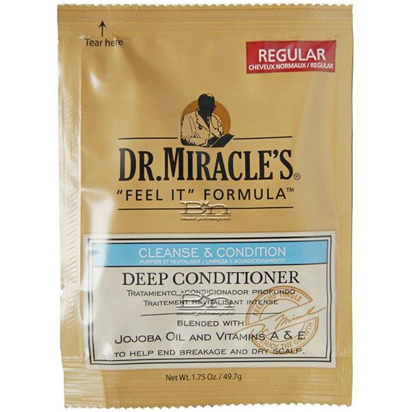 Dr.Miracle's Tingling Intensive Deep Conditioning Treatment 1.75oz