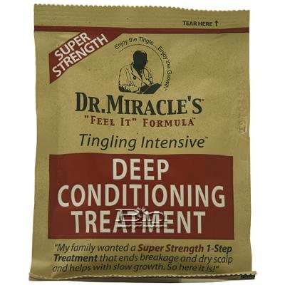 Dr.Miracle's Tingling Intensive Deep Conditioning Treatment Super Strength 1.75oz
